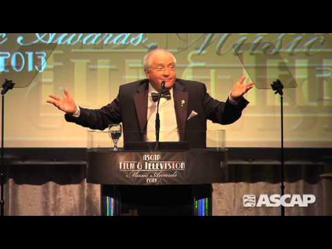 Patrick Doyle Accepts the ASCAP Henry Mancini Award