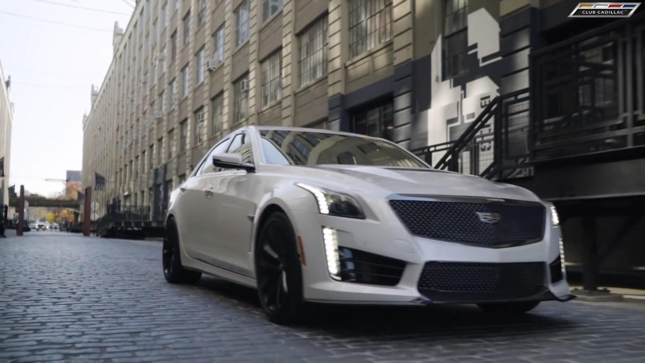 2017 Cadillac Lineup