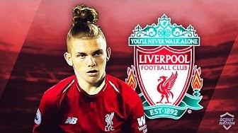 HARVEY ELLIOTT - Welcome to Liverpool - Amazing Skills, Goals & Assists - 2019 (HD)