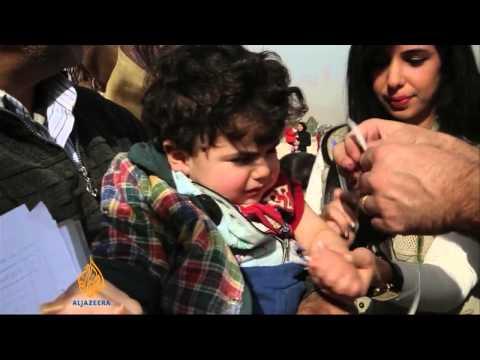 UN decries child abuse in Syria