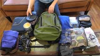 One Woman's Minimalist / Ultralight Packing List Summer Update