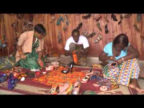 Culture: le port du pagne sous toutes ses formes à Abidjan