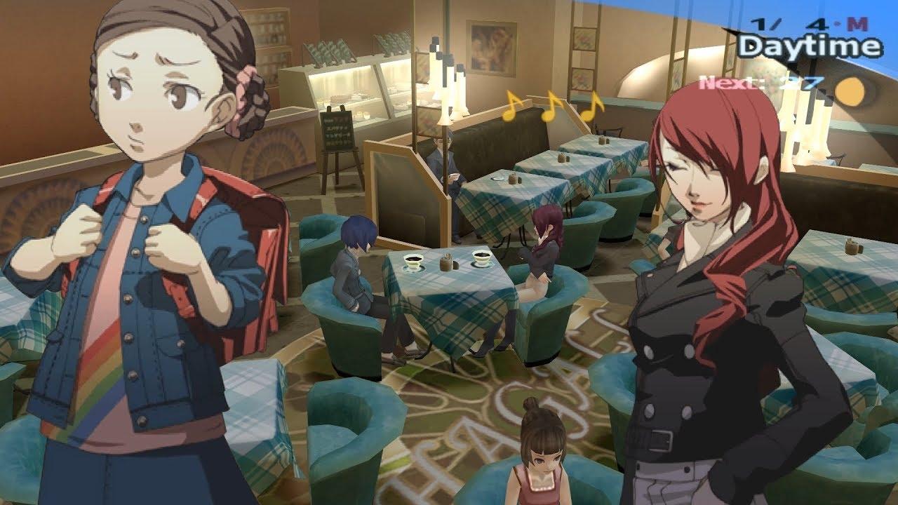Dating Mitsuru persona 3 Fes