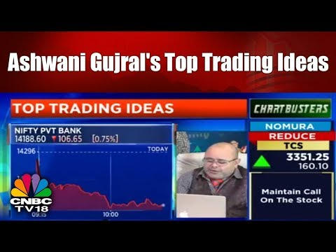 Ashwani Gujral's Top Trading Ideas | Chartbusters | 20th April 2018 | CNBC TV18
