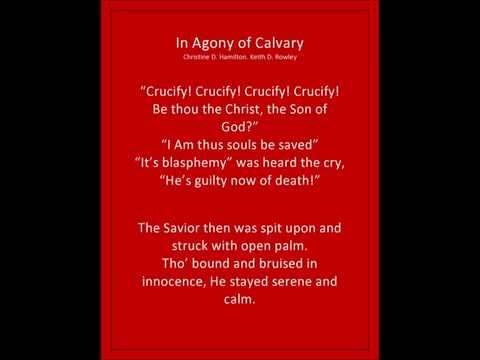Agony of Calvary