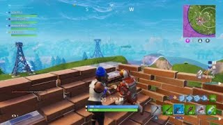 Fortnite My bad aiming still paid off