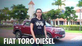 Teste   Fiat Toro Volcano 2.0 Turbodiesel 4x4