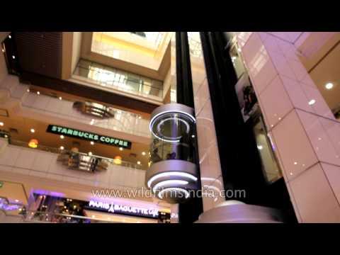 Singapore's Wisma Atria mall attractions