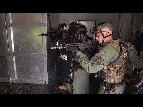 SWAT Training Kearney, Nebraska