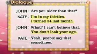 EBSe 생활영어 나이 part 2