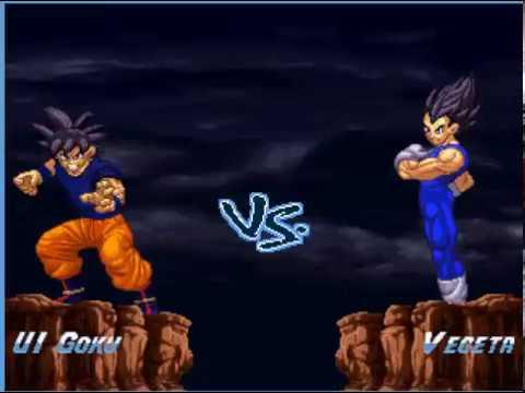 Mugen: Goku Ultra Instinct Z2 (Oldest version)