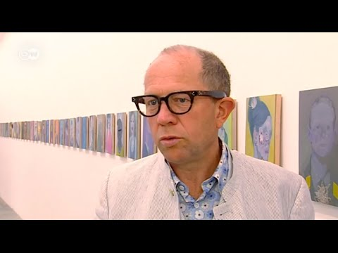 Gerd Harry Lybke, Gallery Owner | Euromaxx - Post-Wall Paths (2)