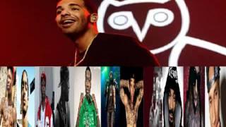 Drake - The Motto Mega Remix Ft Wiz Khalifa, Gucci Mane, Young Jeezy Lil Wayne & MORE!
