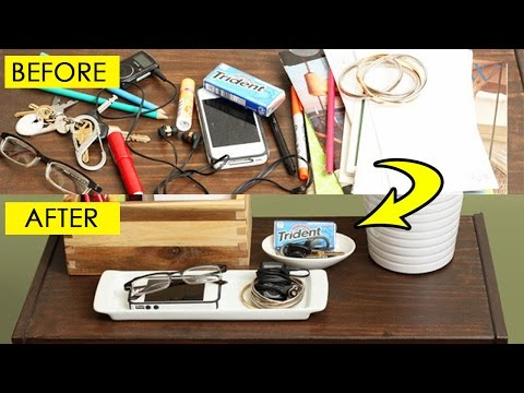 40 Ingenious Ways To De-Clutter Your Entire Life