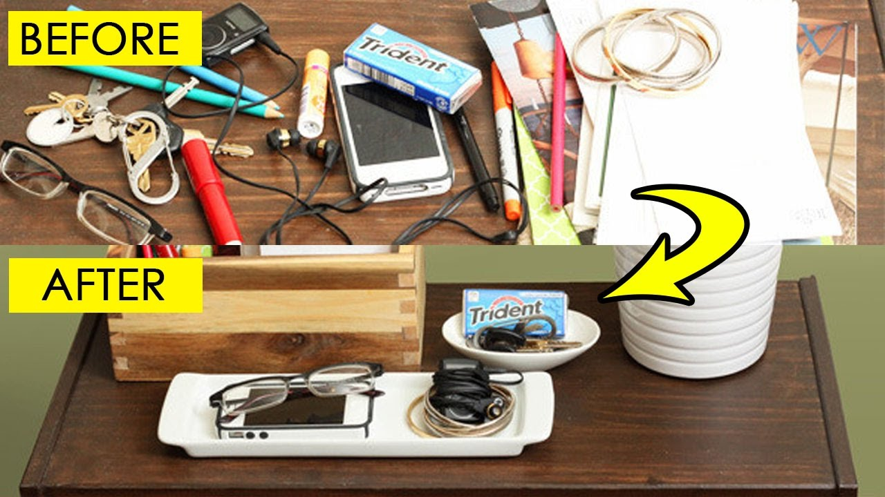 40 Ingenious Ways To Declutter Your Entire Life
