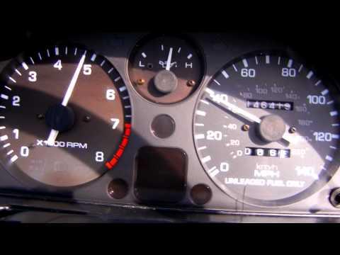 Mazda Miata (95) 0-60 run