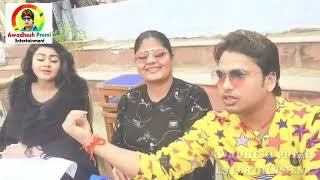 Piyava Hindustani live shooting || piyava Hindustani live Video || Awdhesh Premi entertainment