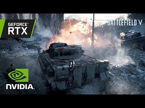 Battlefield V: Official GeForce RTX Behind The Scenes Video