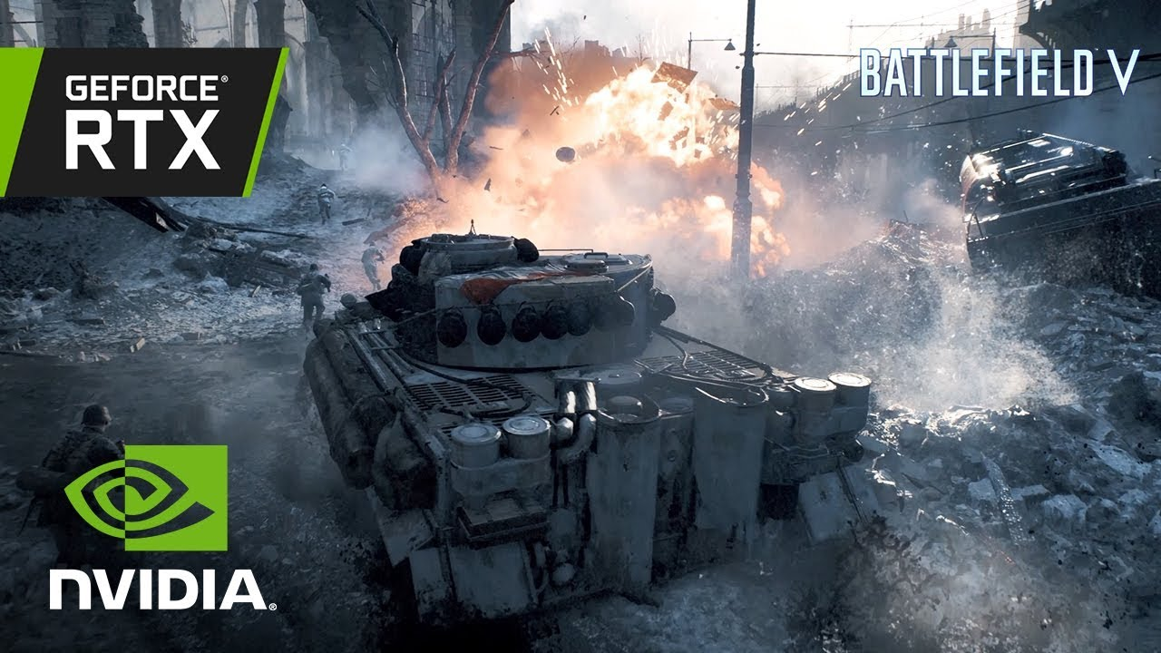 Announcing The GeForce RTX Battlefield V Bundle and NVIDIA