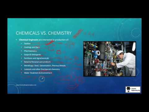More on Chemists vs. Chemical Engineers (E04)