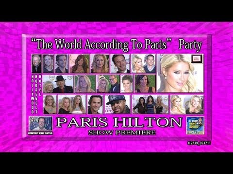 Paris Hilton Show Premiere Party H2739