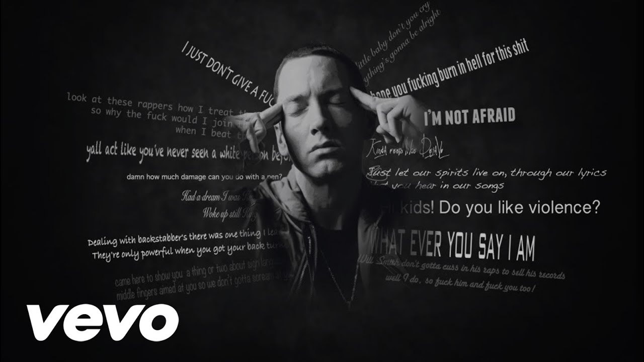 eminem lose yourself lyrics clean - photo #32