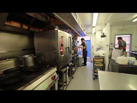 Chelsea Arts Club - PKL Temporary Kitchen