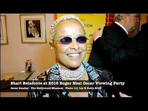 Oscars 2016 Shari Belafonte Diversity Pins at The Hollywood Museum