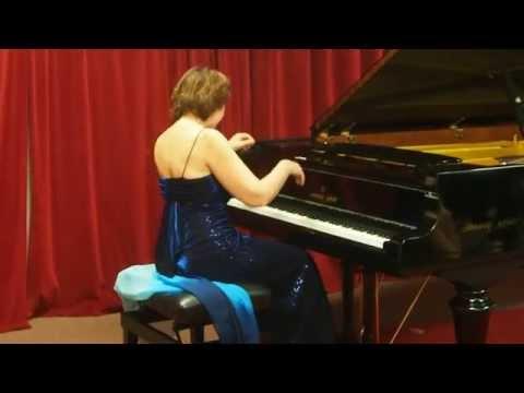 Beethoven - Moonlight sonata (complete) - Elena Kuschnerova