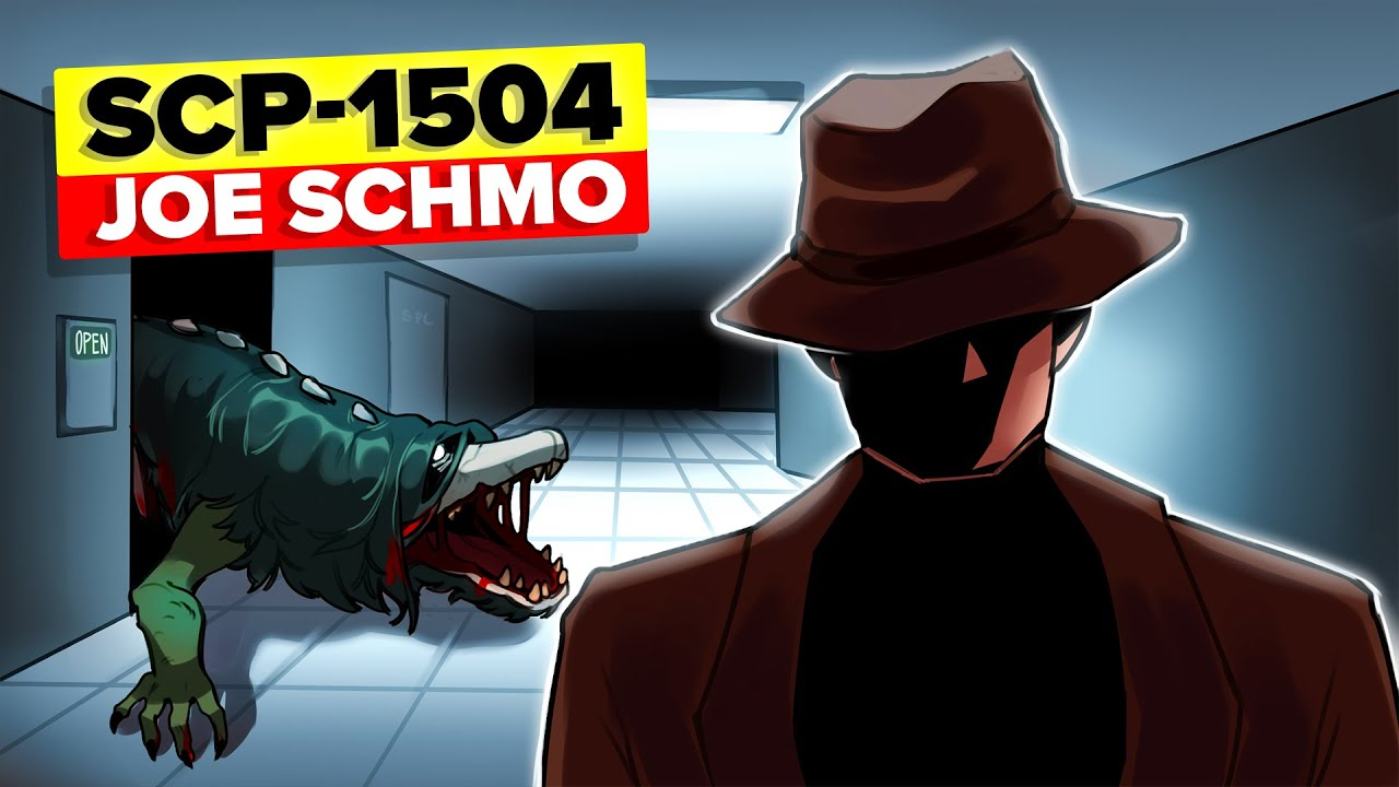 SCP-1504 - Joe Schmo (SCP Animation)