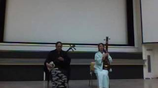 Musique Traditionnelle Japonaise à la Japan-Impact (06/03/10)