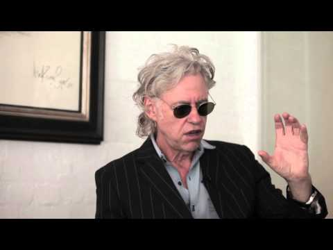 Bob Geldof on the Exponential Business Result of Trust   Trust Conference 2014