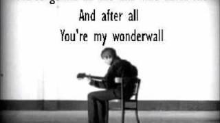 Wonderwall acoustic cover Ryan Adams with claus&jux