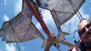 3 Flüge mit dem Air Rofan Skyglider– Maurach-Achensee