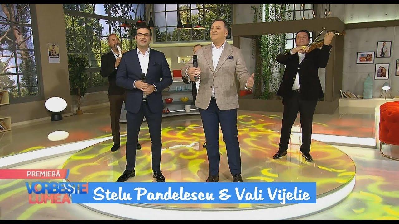 Stelu Pandelescu & Vali Vijelie - Sotia mea frumoasa ( HiT ) 2019