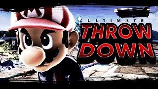 Throw Down [Ultimate Mario Montage #1] Super Smash Bros Ultimate