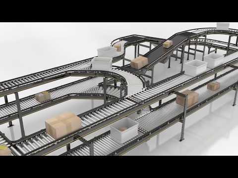 Interroll Conveyor Modules