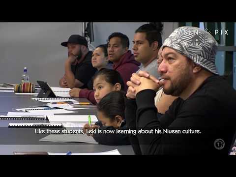 TAGATA PASIFIKA: Niue Language Week 2017