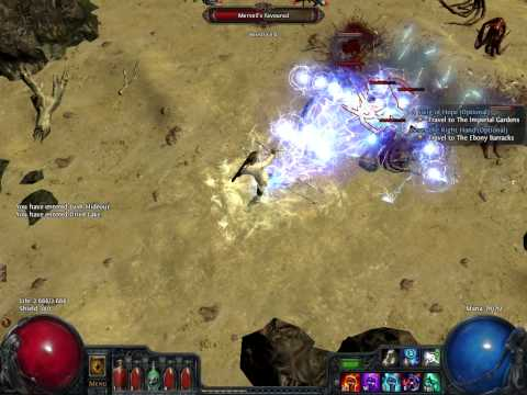 Poe Build Uber Atziri One Hit
