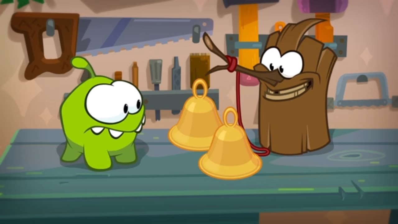 Om Nom Stories (Cut the Rope) - Puppeteer (Episode 34, Cut the Rope: Magic)