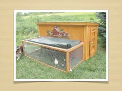 free simple chicken coop plans learn how to easily design and build one yourself youtube - Chicken Coop Ideas Design