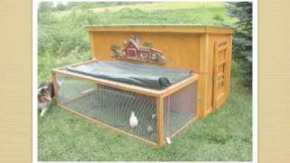 Free Simple Chicken Coop Plans: Learn How To Easily Design And Build One Yourself