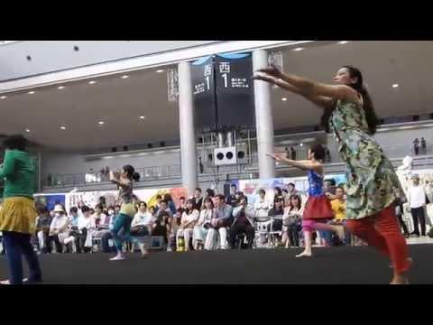 Liberation Through Dance Tokyo Design Fiesta 39