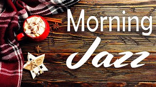 Winter Morning JAZZ - Sweet Coffee Instrumental  Bossa Nova JAZZ for Relax