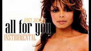 Download Janet Jackson - All For You (Extended Instrumental) MP3 song and Music Video