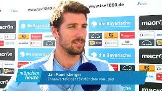 Derbyfieber – Vorbereitung beim TSV 1860 auf das Spiel gegen den FC Bayern München II