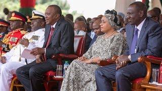 Deputy President William Ruto's speech at Mashujaa Day