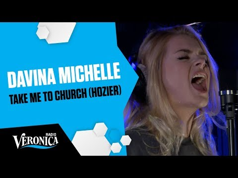 DAVINA MICHELLE - TAKE ME TO CHURCH (HOZIER) // Live bij Giel