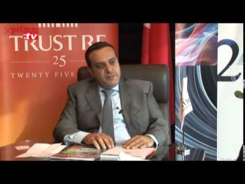Romel TABAJA Deputy CEO, TRUST Re