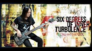 The Glass Prison - Dream Theater (Bass Cover)